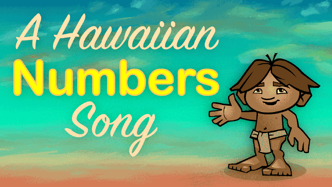 HAWAIIAN NUMBERS