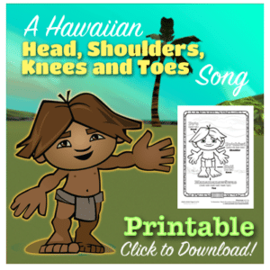 Learn the Hawaiian Language the fun way with Makaʻiwa Keiki!! FREE PRINTABLES and Activity Pages available